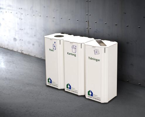 Sortify Kiwi recycling system